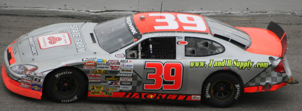 Ryan Hackett at Salem 2008