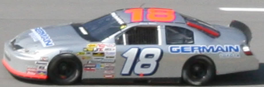 Chrissy Wallace at Talladega 2008