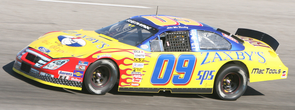 John Wes Townley at Toledo 2008