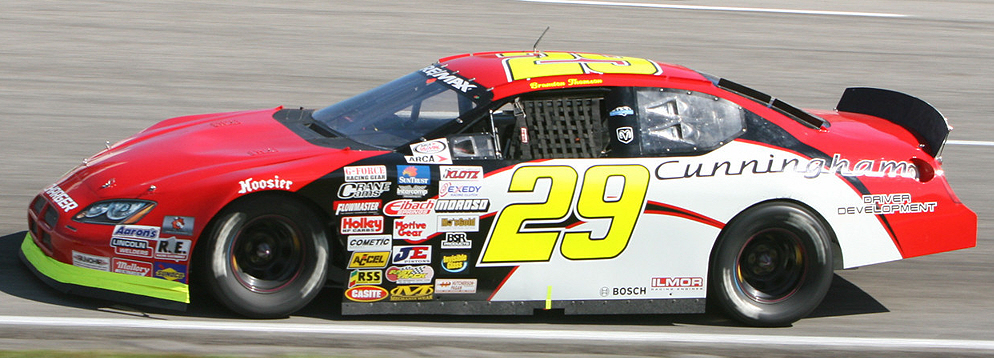Brandon Thomson at Toledo 2008