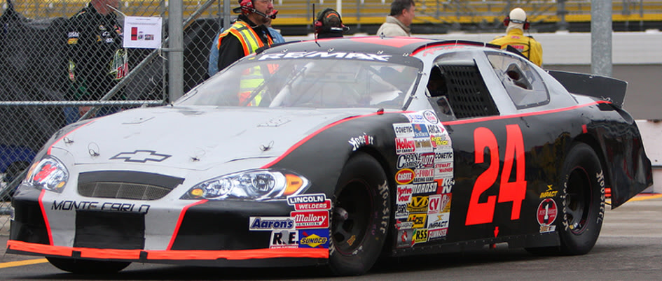 Mike Harmon at Iowa 2008