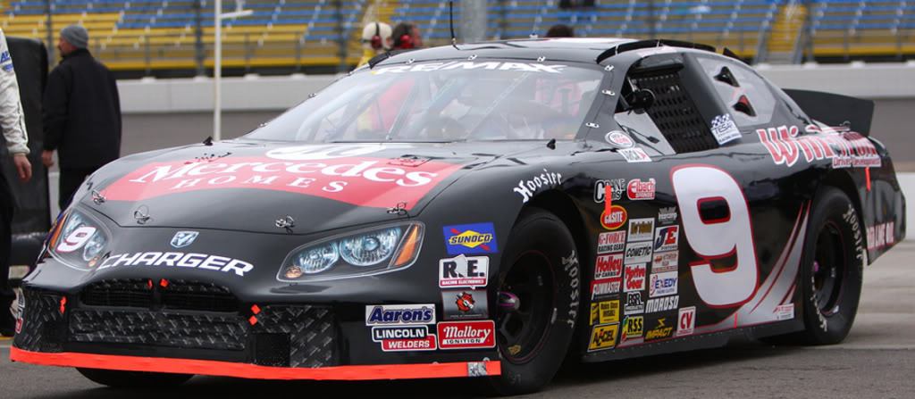 James Buescher at Iowa 2008