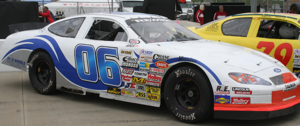 Tim Mitchell at Kansas 2008