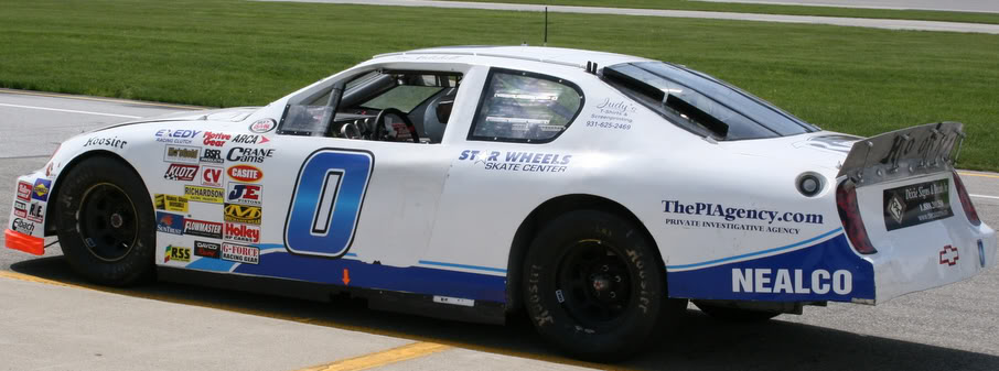 Wayne Peterson at Kentucky 2008