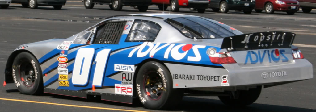 Sean Caisse at Kentucky 2008