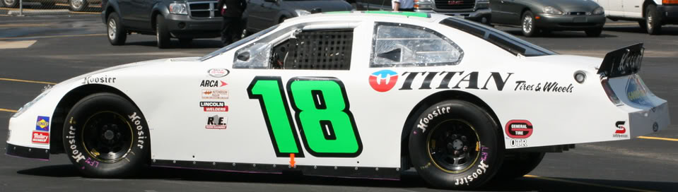 Billy Leslie at Kentucky 2008