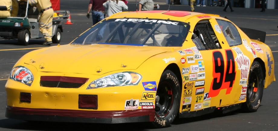 Jason Basham at Kentucky 2008