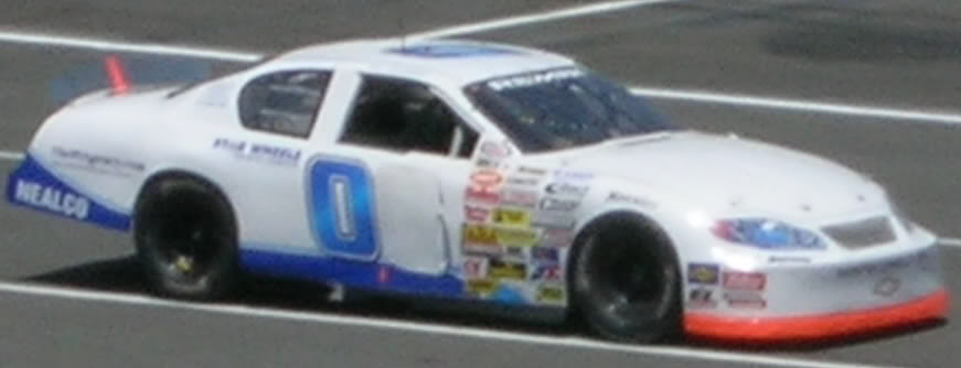 Wayne Peterson at Pocono 2008