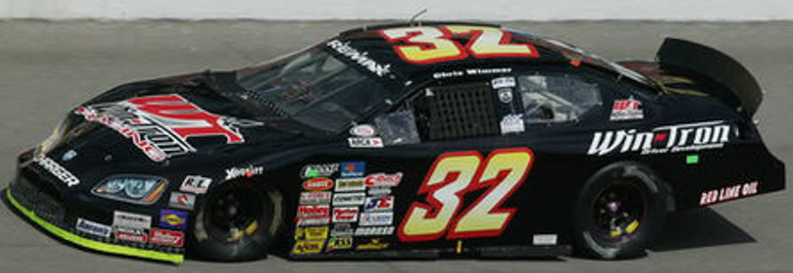 Chris Wimmer at Michigan 2008