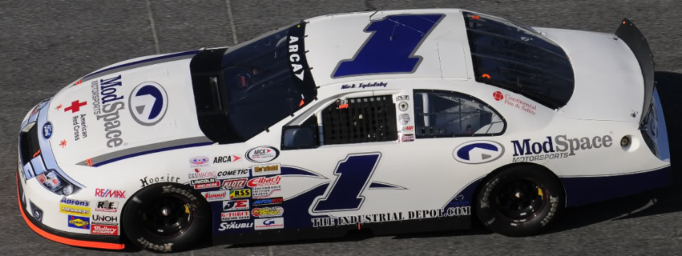 Nick Igdalsky at Daytona 2010