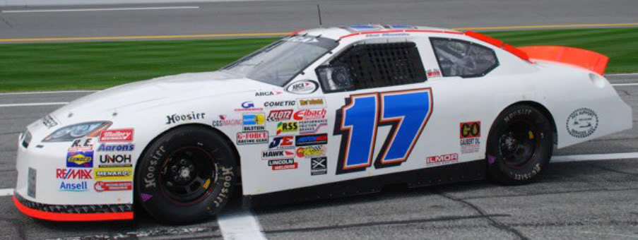 Hal Martin at Daytona 2010