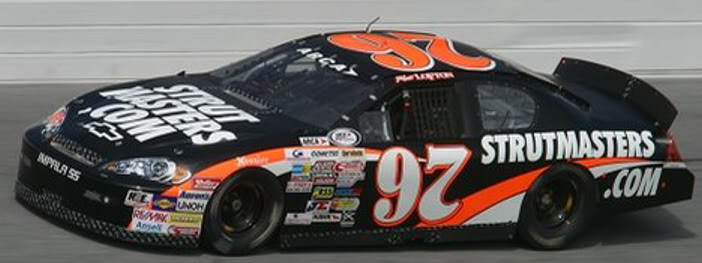 Matt Lofton at Daytona 2010