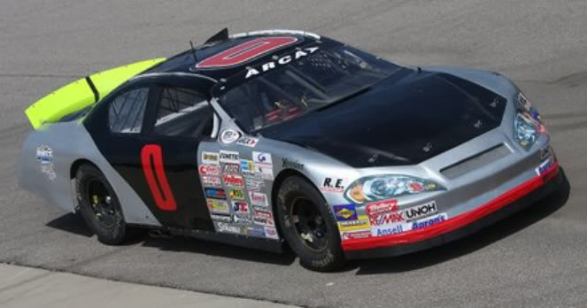 Avery McCluskey at Mansfield 2010