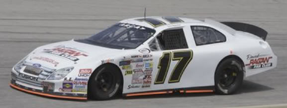 Chris Buescher at Mansfield 2010