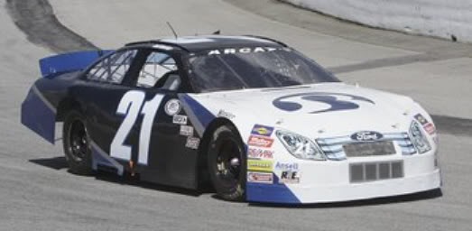 Todd Bowsher at Mansfield 2010