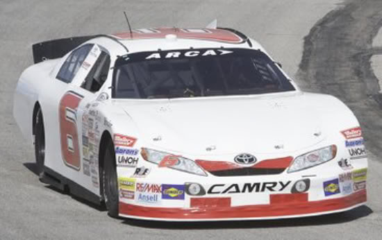 Andrew Belmont at Mansfield 2010