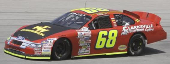 Larry Meadors at Mansfield 2010