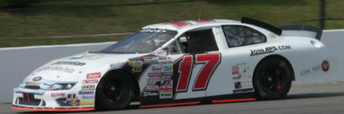 Chase Mattioli at Pocono 2010