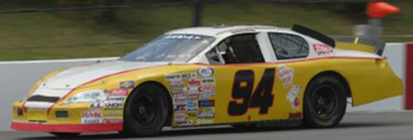 Jason Basham at Pocono 2010