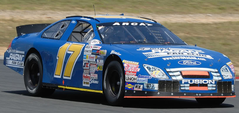 Chris Buescher at New Jersey 2010