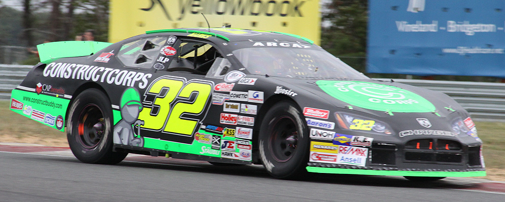 Justin Marks at New Jersey 2010