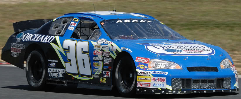 Robb Brent at New Jersey 2010