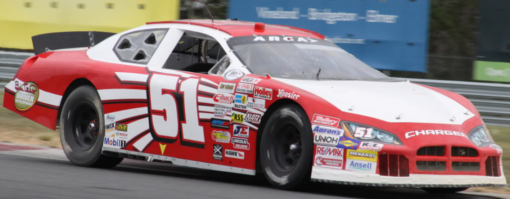 Casey Roderick at New Jersey 2010