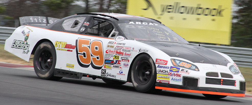 Timmy Hill at New Jersey 2010