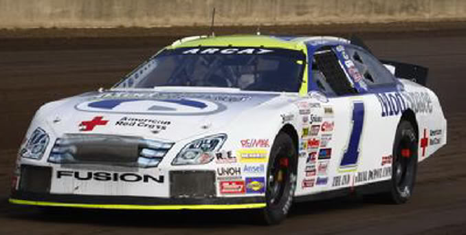 Chad McCumbee at Springfield 2010