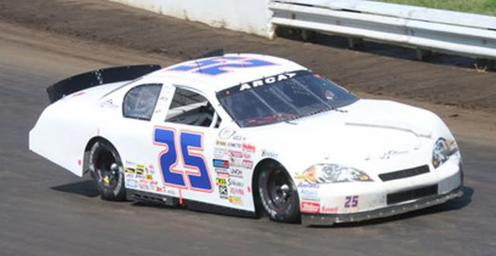 Mikey Kile at Springfield 2010
