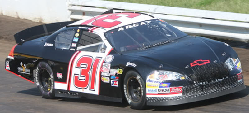 Tim George Jr. at Springfield 2010