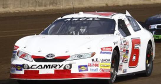 Kyle Belmont at Springfield 2010