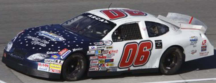 Mike Harmon at Chicagoland 2010
