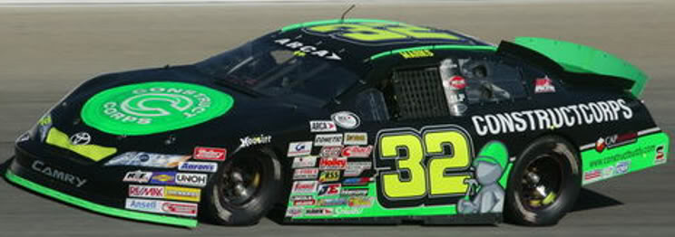 Justin Marks at Chicagoland 2010