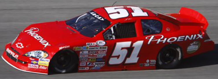 Casey Roderick at Chicagoland 2010