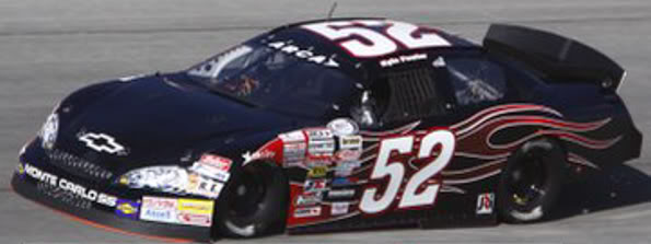 Kyle Fowler at Chicagoland 2010
