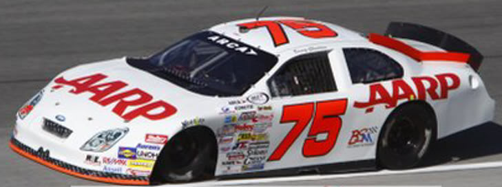 Benny Chastain at Chicagoland 2010