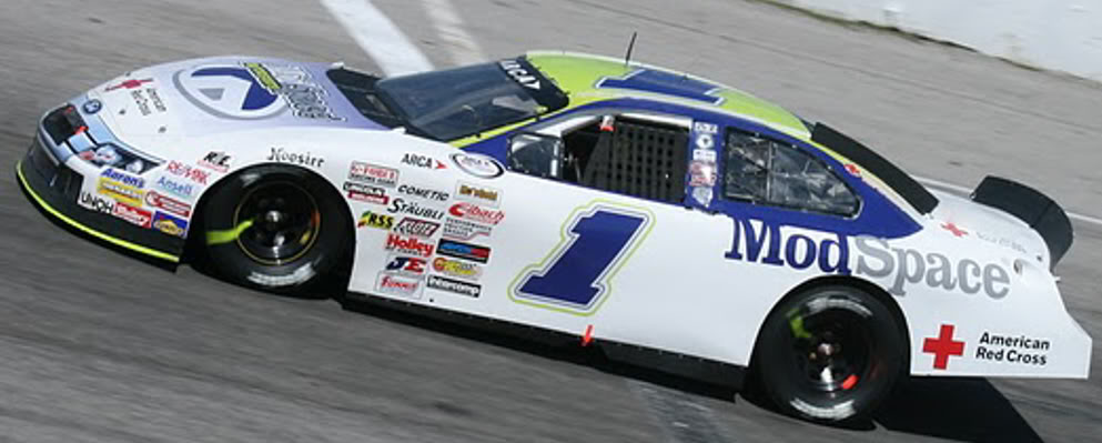 Chad McCumbee at Toledo 2010