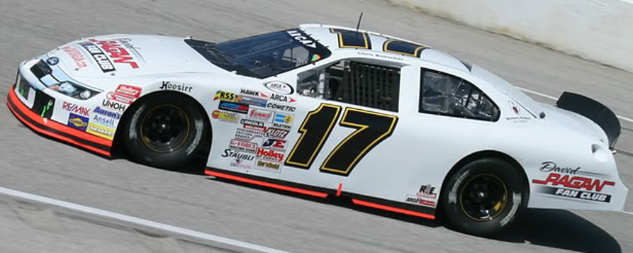 Chris Buescher at Toledo 2010