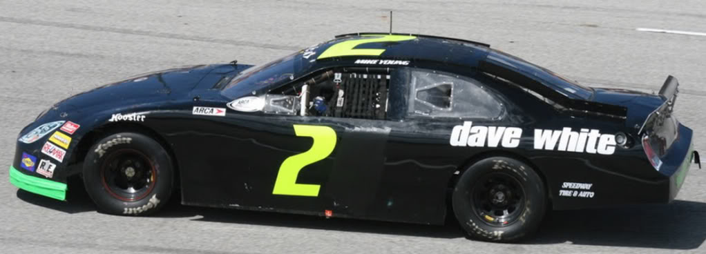 Mike Young at Toledo 2010