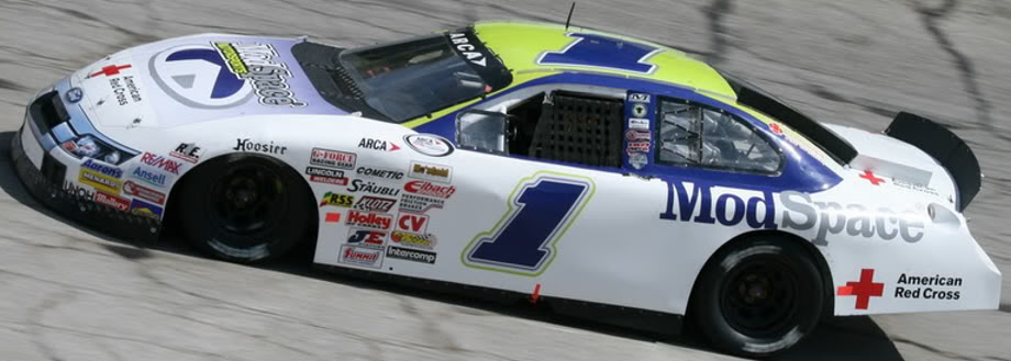 Chad McCumbee at Salem 2010