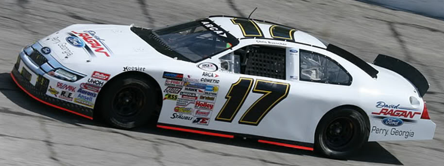 Chris Buescher at Salem 2010