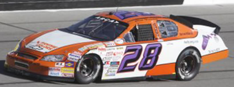 Chad Frewaldt at Kansas 2010