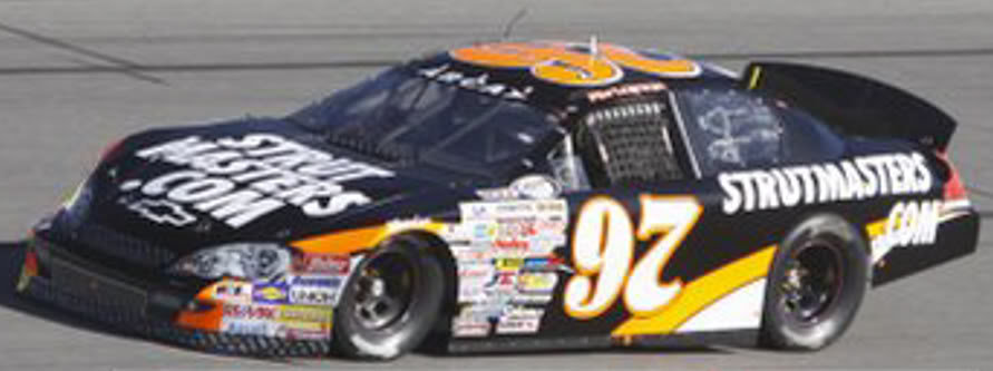 Matt Lofton at Kansas 2010