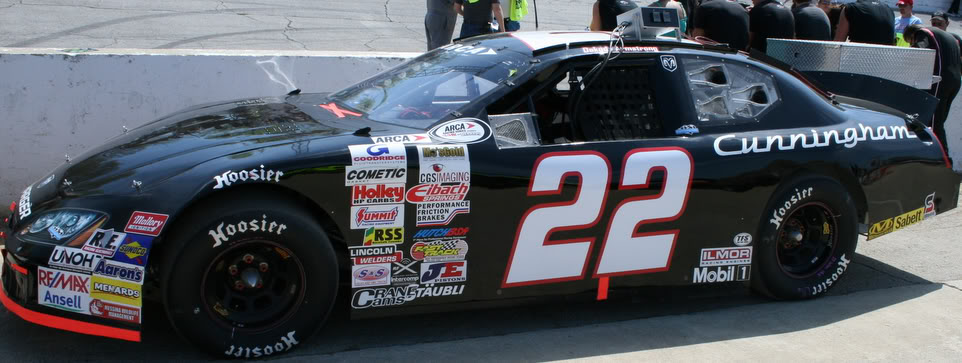 Dakoda Armstrong at Salem 2010