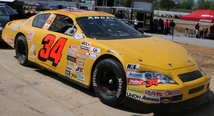 Darrell Basham at Salem 2010