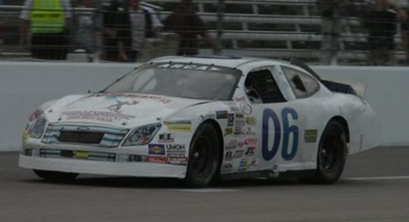 Barry Fitzgerald at Texas 2010