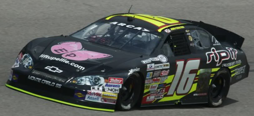 Joey Coulter at Texas 2010