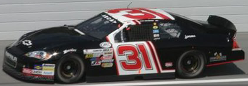 Tim George Jr. at Talladega 2010