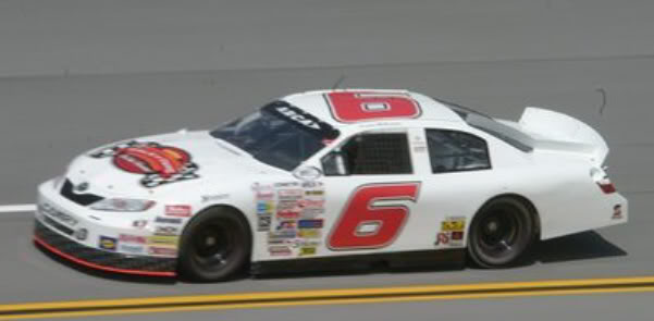 Brandon McReynolds at Talladega 2010